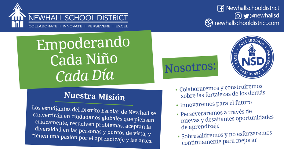Spanish: NSD Vision, Mission and Commitments