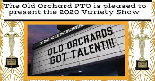 OO PTO Variety Show Image