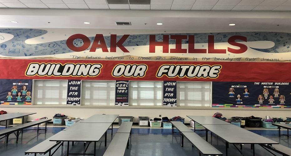 Oak Hills Elementary School / Homepage